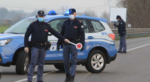 A rischio gli agenti della Polizia di Stato