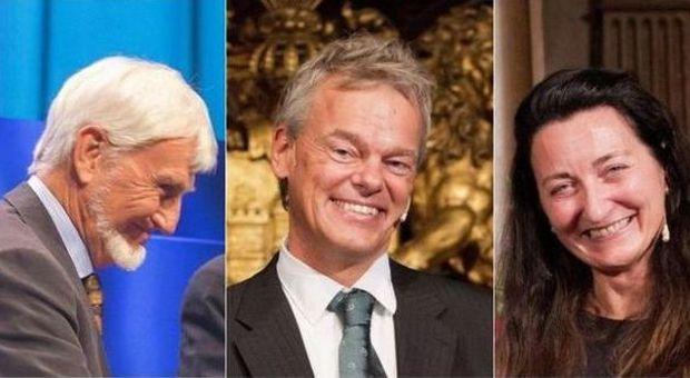 """Nobel Medicina a O'Keefe, May-Britt e Edvard Moser per il """"Gps del cervello"""""""