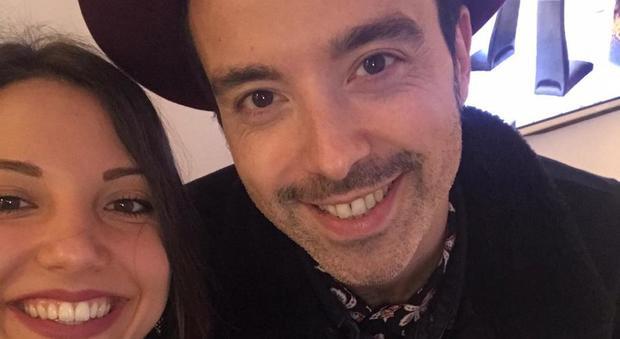 Da Teramo a Sanremo, Giorgia e i massaggi ai cantanti del Festival