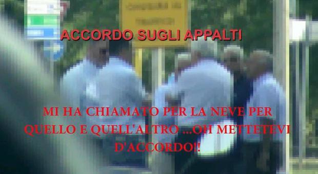 Tangenti in Lombardi, D'Alfonso e la carta a Tatarella: «Questo preleva come un toro»