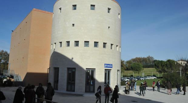 Il campus dell'Università di Chieti