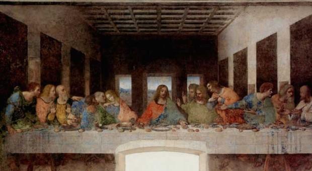 Iorestoacasa Con L Ultima Cena Di Leonardo Il Mibact Carica Su Youtube I Lavori In Corso