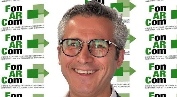 Andrea Cafà, presidente Fonarcom