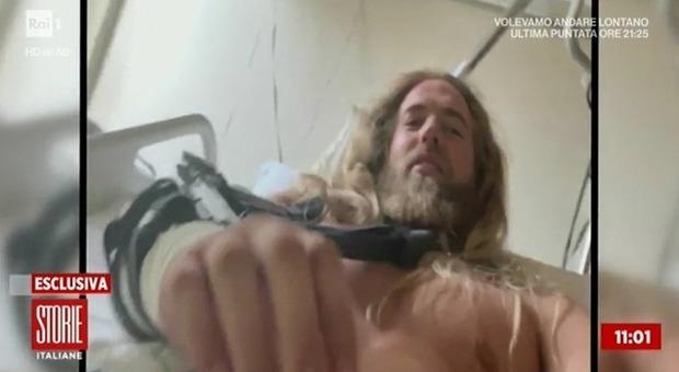Lasse Matberg in ospedale dopo Ballando. Sara Di Vaira: «Sono stata la prima ad arrivare»