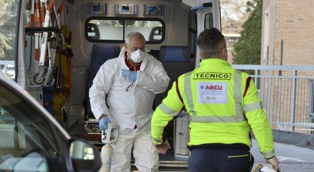 Le Cinesi A Letto.Coronavirus A Roma Predisposti 700 Posti Letto Guarita La