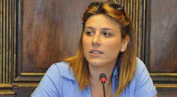 La consigliera comunale di Viterbo Martina Minchella
