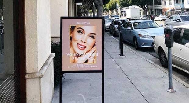 Tutti pazzi per il botox, a New York aprono i bar di estetica