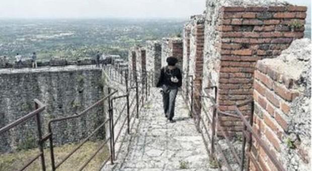 LA ROCCA DI ASOLO Turismo in controtendenza. Migliaia di visitatori