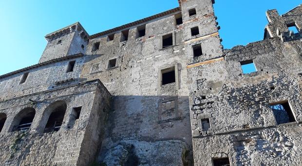 Faleria Antica il borgo