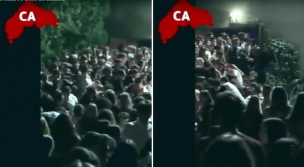 Strage in discoteca a Corinaldo: arrestati 7 giovani. «Dna trovato su bomboletta spray»