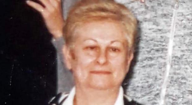 Luciana Mangiò in una foto quando insegnava al Duca degli Abruzzi