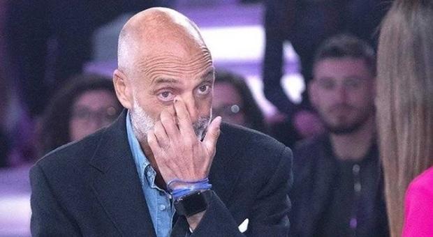 Verissimo, Paolo Brosio si commuove per Eva: «È bosniaca, è la mia figlia adottiva»