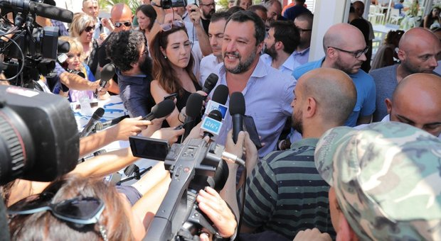 Strage in discoteca, Salvini commenta gli arresti: «Per responsabili galera senza attenuanti»