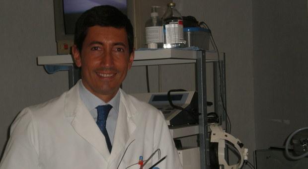 Il professor Lino Di Rienzo Businco