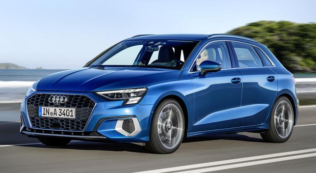 La nuova Audi A3 in versione sportback