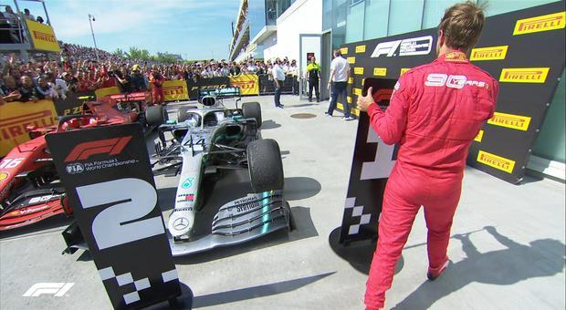 LIVE F1, GP Canada in diretta: Vettel scatta dalla pole, al suo fianco Hamilton