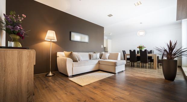 Parquet in casa ecco perch sceglierlo for Pavimenti per cucina e soggiorno