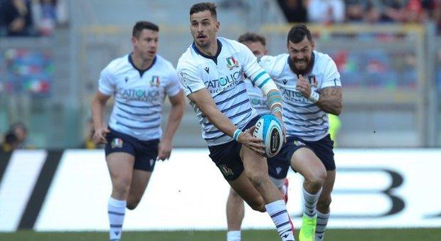 Rugby, Italia sfida Scozia nel Sei Nazioni Speciale in edicola con il Messaggero