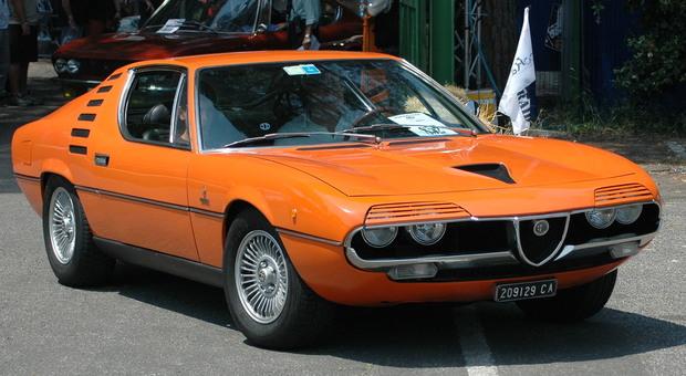 L'Alfa Romeo Montreal