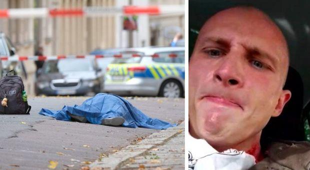Halle, sparatoria davanti alla Sinagoga: almeno 2 morti, stazione chiusa