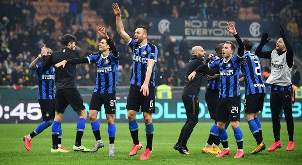 Inter, la squadra nerazzurra di Milano