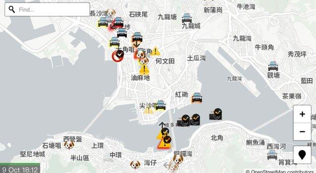 Apple sotto attacco della Cina: «Sugli iPhone una app per tracciare la polizia di Hong Kong»