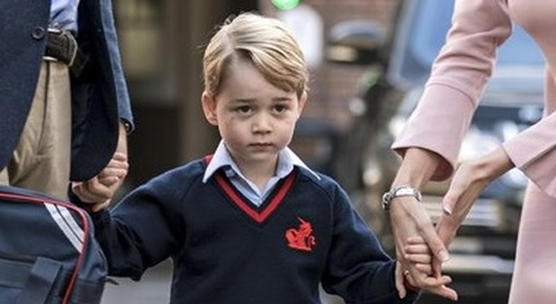 Baby George, il gesto generoso del principino che ha commosso Kate Middleton e William
