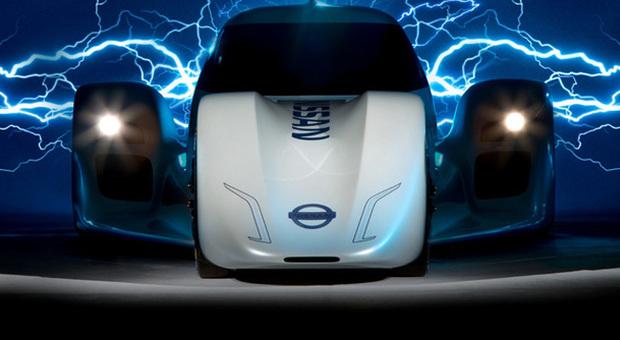 La Zeod, la freccia elettrica di Nissan