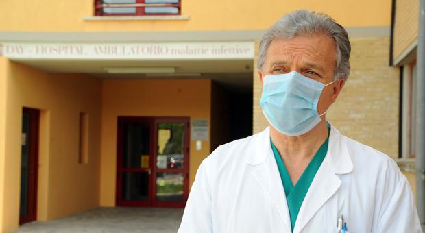 Coronavirus, l'infettivologo Grimaldi: «Attenzione ai focolai nell'Aquilano»