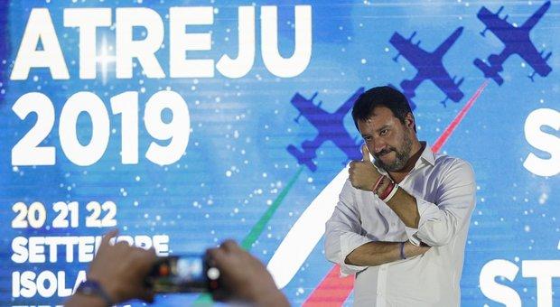 Salvini: «Il presidente del 2029 lo eleggerà direttamnte il popolo. Un pezzo di Rai va venduta sul mercato