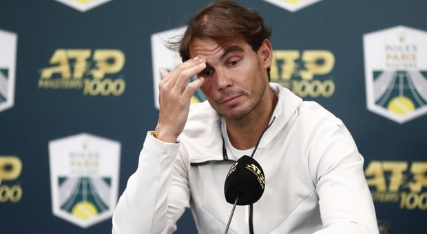 Parigi-Bercy, Nadal si ritira: la finale è Djokovic-Shapovalov