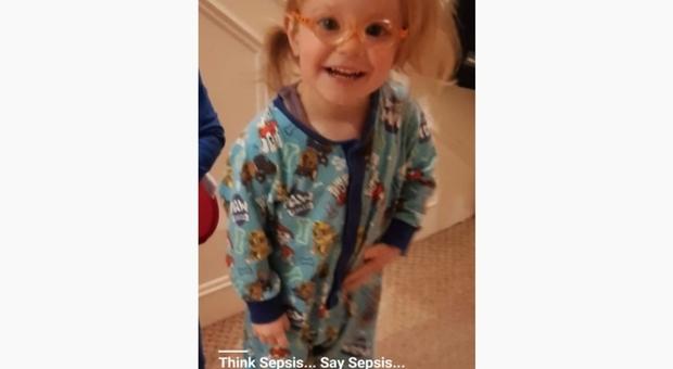 Bimba di due anni muore per sepsi, i genitori pensavano fosse una banale influenza