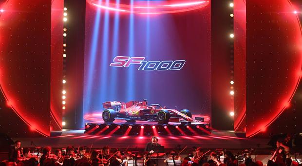 La presentazione della nuova Ferrari, credit. Scuderia Ferrari Press Office