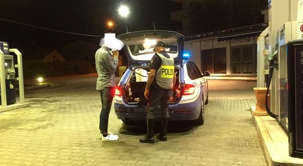 Ubriachi al volante: 4 patenti ritirate a Fossacesia
