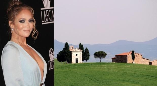 Jennifer Lopez cerca casa in Italia, la Val D'Orcia si muove: «Venga da noi»
