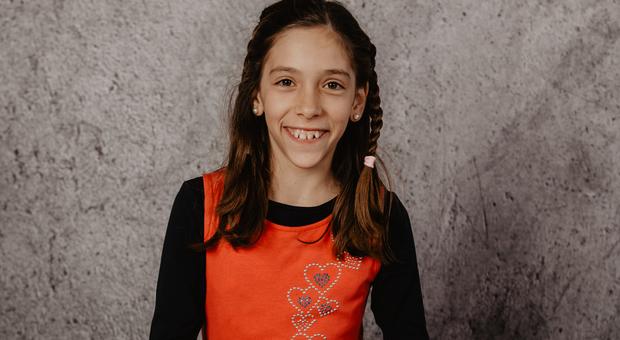 Isabella, morta a 9 anni per una rara forma di tumore intracranico