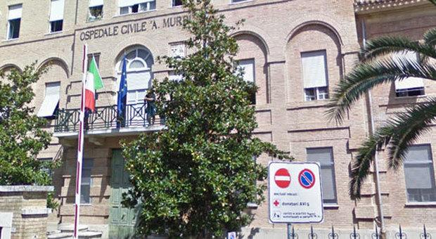 Fermo, rissa tra stranieri: finisce all'ospedale accecato dallo spray urticante