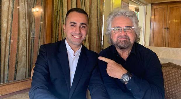 Grillo-Di Maio, fallisce il blitz pro democrat del fondatore: su governo e alleanze il capo politico non cede