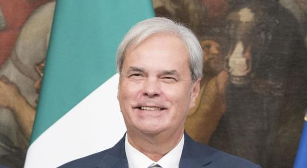 Achille Variati, sottosegretario all'Interno