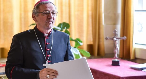 Il vescovo di Padova Claudio Cipolla