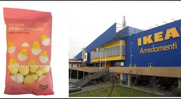 Ikea ritira i marshmallow pasquali: topi nello stabilimento svedese