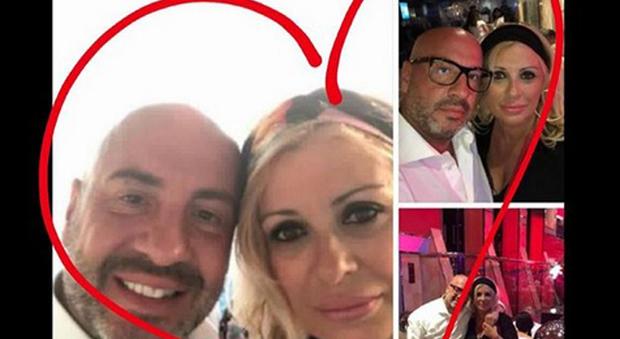 Tina Cipollari innamorata: un cuore rosso sul post romantico del fidanzato Vincenzo Ferrara