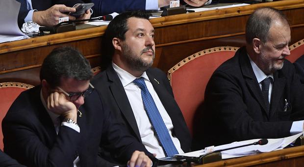 Salvini e il processo Gregoretti: «Porterò Conte in tribunale». E parte l'offensiva Regionali