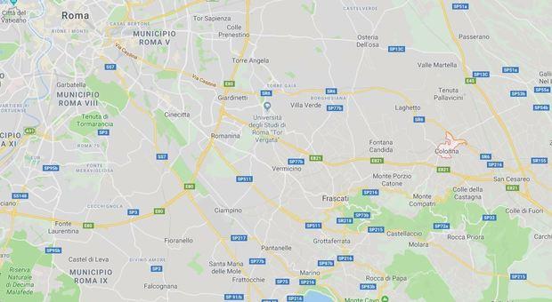 Terremoto, scossa alle porte di Roma, epicentro a Colonna