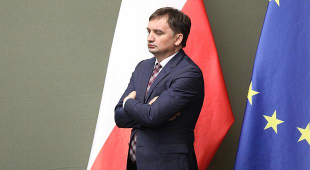 Il ministro guardasigilli Zbigniew Ziobro