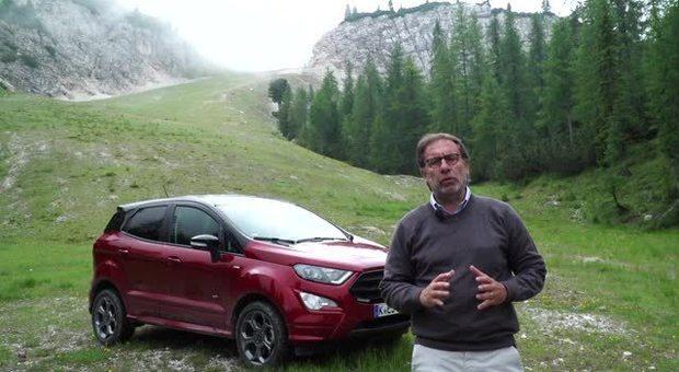 Ford, alla scoperta della Ecosport a trazione integrale
