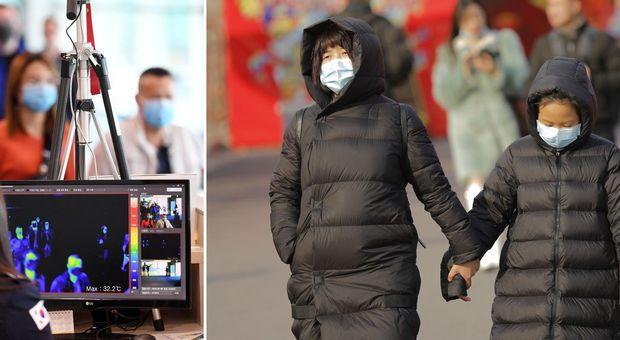 Virus Cina fa 6 morti: primo caso in Usa. A Fiumicino scanner da giovedì per il controllo della febbre