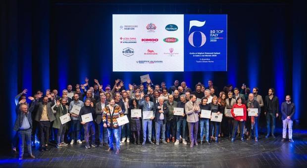 Ristoranti d'Italia, i migliori del 2020: Osteria Francescana, Antica osteria del mirasole e Panificio Bonci