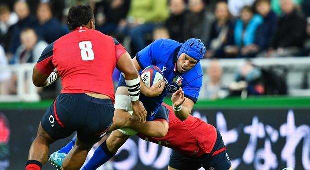 Italia rugby, gli azzurri contro l'Inghilterra stasera a Newcastle per l'ultimo test match prima dei Mondiali Diretta