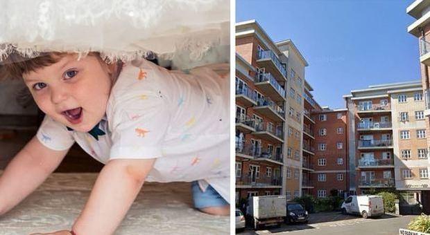 Bimbo cade dal quarto piano e muore: secondo episodio nello stesso quartiere in 24 ore